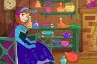 Frozen Love Potion