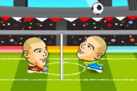 Kopf-Fußball