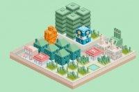 Toy Metropolis